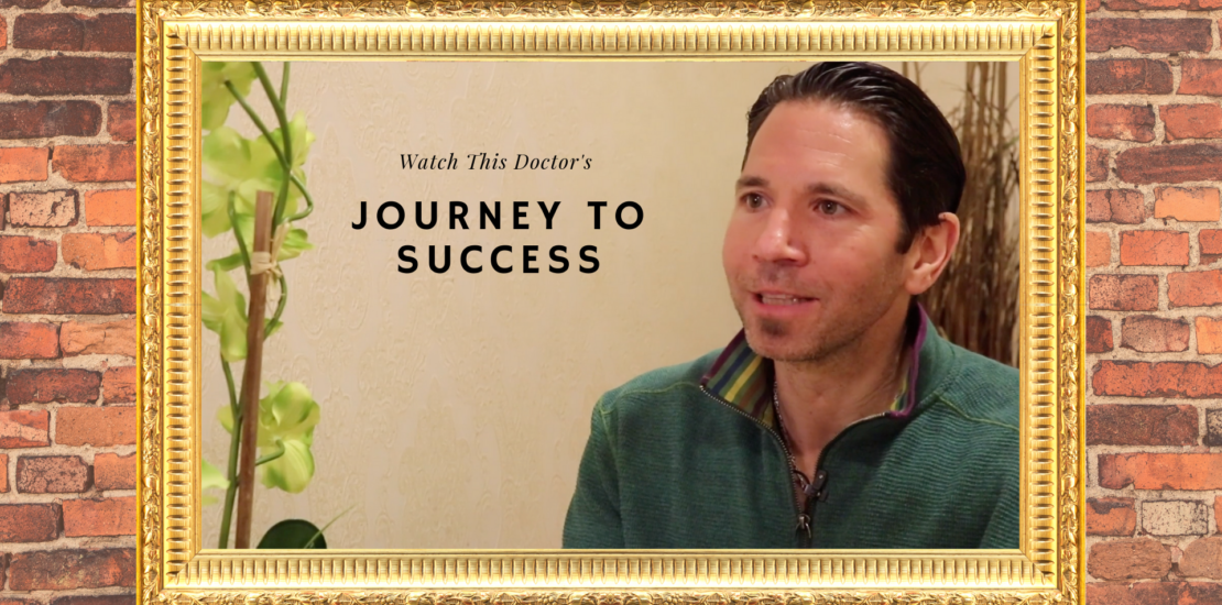 Another doctors Journey to Success