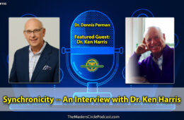 TMCG Podcast-195-Synchronicity -- An Interview with Dr. Ken Harris