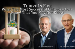 The Masters Circle Global Thrive In Five, where we build the most successful practices through Chiropractic Coaching.
