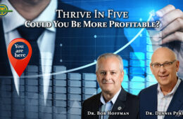 How to become more profitable by becoming a member of The Masters Circle Global, the BEST in Chiropractic Coaching.