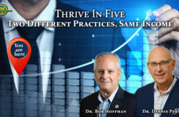 Chiropractic Practice Management- Two Different Practices, Same Income