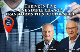 Chiropractic Coaches: One Simple Change Transforms This Doctor's Life
