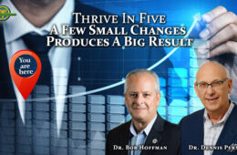 Chiropractic Practice Building: A Few Small Changes Produces A Big Result